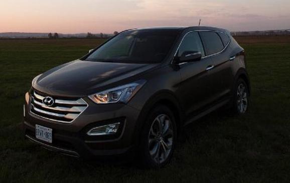 2013 Hyundai Santa Fe Sport 2.0T - AJAC winner, best new SUV/CUV $35,000 - $60,000