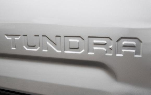 2014 Toyota Tundra Teaser