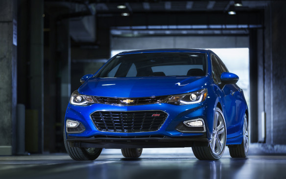 <p>Chevrolet's compact Cruze maintained fifth position among passenger cars, well ahead of the sixth place Jetta and the top-seller among North American cars in Canada.</p>