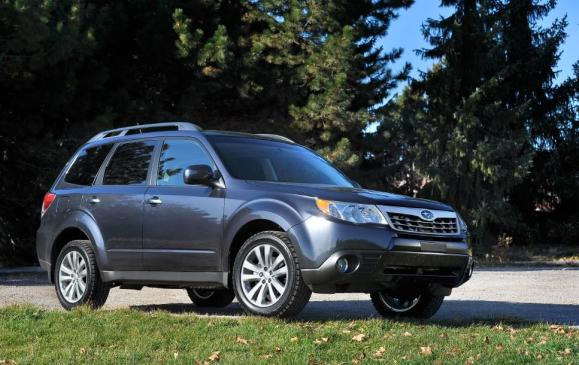 2011 Subaru Forester - Front