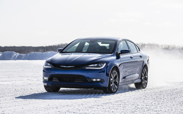 <p><strong>Midsize-sedan value leader, from $19,495 –</strong> If the size of a car's outside is more important than the size of its inside (rear-seat legroom isn't a strong suit), it's hard to ignore the value of the Chrysler 200. It starts at an astonishing $19,495 (after $3,000 instant savings). And that includes automatic transmission – a nine-speed, no less.</p>