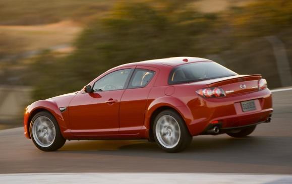 2011 Mazda RX-8 GT