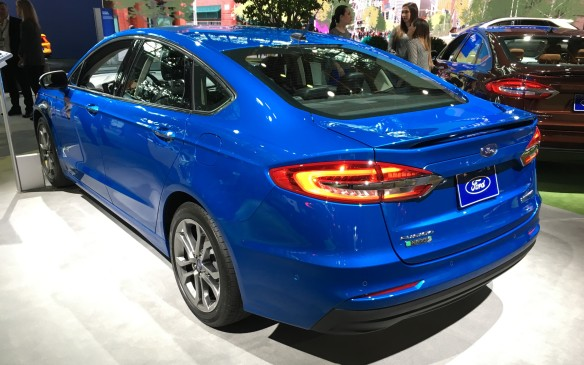 <p>2019 Ford Fusion</p>