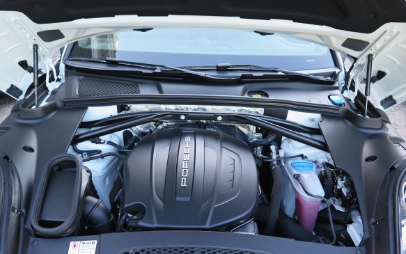 <p>The 2017 Macan is the second new Porsche model to be powered by a four-cylinder engine, but this one has nothing in common with the horizontally-opposed unit introduced in the new generation Cayman and Boxster. The Macan uses a 2.0-litre turbocharged in-line four, shared with Audi, that's rated at 252 horsepower and 273 lb-ft of torque, on premium fuel. Its fuel consumption ratings are 9.3 L/100 km, city, and 11.6 highway.</p>
