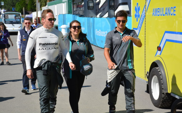 <p>Evans feels that a Formula E car is trickier than it seems due to brake balance and inconsistency. A lot can depend on temperature and drift levels, and that's something that is still trying to be fully understood by the team engineers and the drivers.</p>