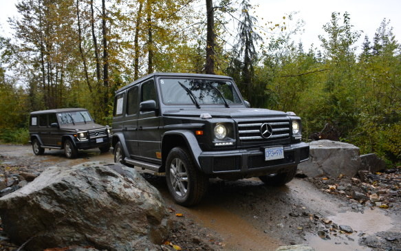<p>The Mercedes-Benz G-Class is considered a mid-size SUV, but with heavy-duty 4x4 capability and major off-roading chops it's not your typical ute. </p> <p>By David Miller</p>