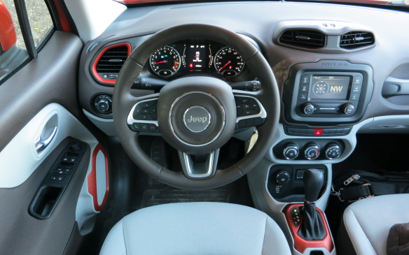 <p>2015 Jeep Renegade</p>