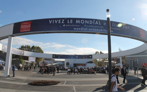 <p>The Paris show is so big, it needs at least seven halls to contain the thousands of vehicles and automotive products on display.</p>