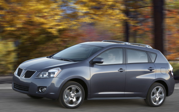 "<p><strong>2009-10 Pontiac Vibe</strong></p> <p>Pontiacs don't often make anyone's ""Best"" list anymore, but the diminutive Vibe is a noteworthy exception. Despite losing its dealer network after General Motors' post-bankruptcy purge, the Vibe still resonates with used-car buyers, thanks to its frugal ways and bulletproof reliability. The Vibe's tall profile and flat floor yield good room inside for five in a pinch. The rear bench split 60/40 to extend what was a meager cargo hold. Assembled in California by UAW members, the Vibe used Toyota Corolla underpinnings to great effect. The base engine was a 1.8-litre four cylinder making 132 hp, while the Camry's torque-rich 158-hp 2.4-litre four powered GT models. The larger four cylinder could be bundled with the available five-speed automatic transmission and all-wheel-drive hardware (the one to get). Rare mechanical letdowns included a few leaky sunroofs, bad radios, loose weatherstripping and rattling heat shields. The paint chips and scratches easily. The closely related Toyota Matrix AWD is an equally good buy, too.</p>"