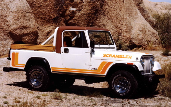 <p>It didn't take long for the CJ-7 to develop into the even-longer-wheelbase CJ-8 Scrambler quasi-pickup, which was sold for five years in both hardtop and soft-top versions. Both the CJ-7 and CJ-8, incidentally, were built in Canada as well as in Toledo.</p>