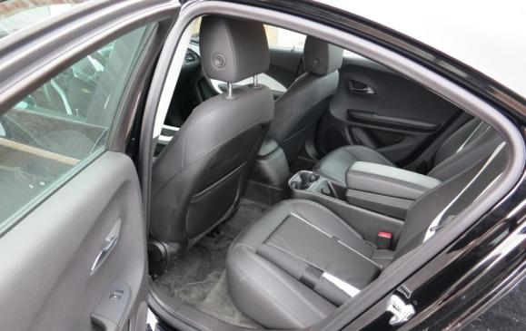 2013 Chevrolet Volt - rear seat