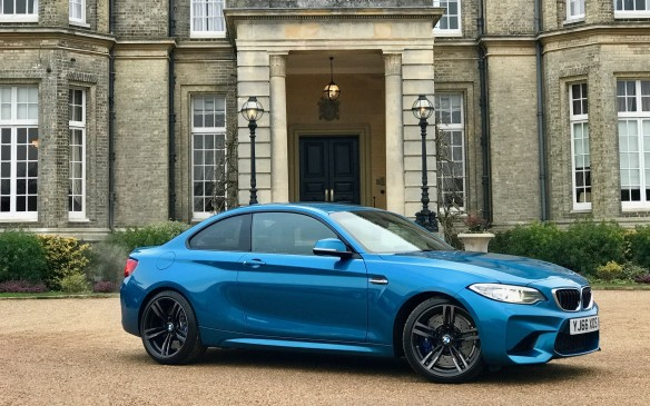 <p>For our vacation in 'Old Blighty' our Bimmer was delivered to us at an English country estate, which seemed fitting. At home in Canada, its pricing starts at $63,500, but this British car listed for just over £48,000 after taxes including £3,500 of options. That's about $78,000 Cdn!</p>