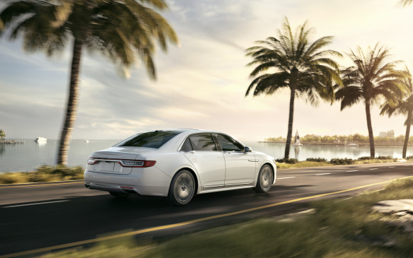 """<p>In the U.S., there's a special """"Black Label"""" version available with 20-inch wheels, as well as front-wheel drive in all trim levels. Americans can also get a non-turbo 3.7-litre engine on the basic model, and in China there's a 2.0L four-cylinder.</p> <p>y.</p>"""