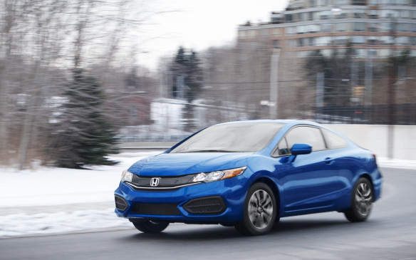 <p>It's been Canada's best-selling car for the past 17 years, so why wouldn't it be on our dream list? Canadians are nothing if not a little predictable; suddenly rich ones are even more so. For them, we offer the Civic in Touring trim. Marketed as the ultimate Civic, it features leather seating surfaces, satellite-linked navigation, an eight-way power driver's seat and a host of communication aids, including voice recognition and text message function. At the same time, it uses the identical 143-horsepower 1.8-litre four-cylinder engine that propels the plastic-wheel-cover-wearing base Civic.</p>