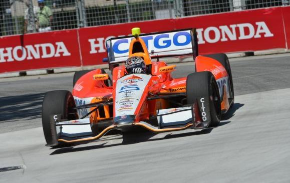 Honda Indy Toronto 2013, E.J. Viso