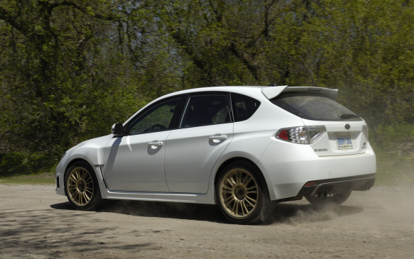 <p>Subaru's rally-inspired WRX was redesigned for 2008 and its 2.5-litre turbocharged four-cylinder was remapped for better throttle response, but still made 224 horsepower. The fat-fendered WRX STi produced 305 horsepower, thanks to more aggressive induction. Stung by criticism that the regular WRX was too softly sprung and dull, engineers buttoned down the suspension with aluminum pieces nicked from the STi and raised output to 265 horsepower in the manual-gearbox-equipped WRX for 2009.</p>
