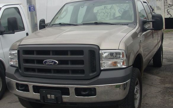 <p>The most stolen vehicles in Canada last year weren't cars but variations of Ford's Super-Duty trucks – F-350 SDs from model years 2005, 2006, 2007 and 2003 in that order. Not surprisingly the F-350 numbers were heavily weighted by western Canada, a region where trucks are king. That said, the 2005 F-350 also made the top-ten list in Atlantic Canada.</p>