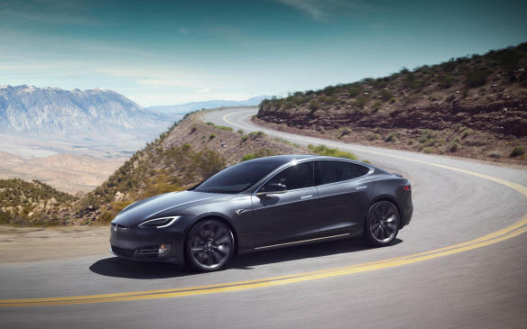 <p>Both the Tesla Model S and the NBA Champion Golden State Warriors are flashy and lightning fast. The Model S was an industry game changer as it made the auto electrification movement sexy. When it comes to the NBA, the Warriors play has that same game changer element, quickly moving up and down the court with accurate passing and precision shooting.</p> <p>The Warriors are the team to beat with three consecutive finals appearances, capturing two championships. Much like the team from the 'Bright Side of the Bay', the Tesla brand is seen by many as the way of the future, as other automakers attempt to catch up to the level of power and range achieved by the Model S.</p>