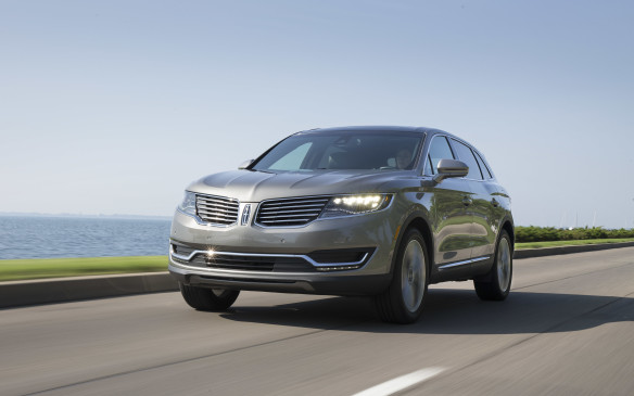 <p>The smaller engine is the same powerplant that's found in the Lincoln MKX crossover, seen here. It makes 335 hp and 380 lb-ft of torque, with fuel consumption of 14.0 L/100 km in the city and 9.5 on the highway, for a combined average of 12.0.</p>