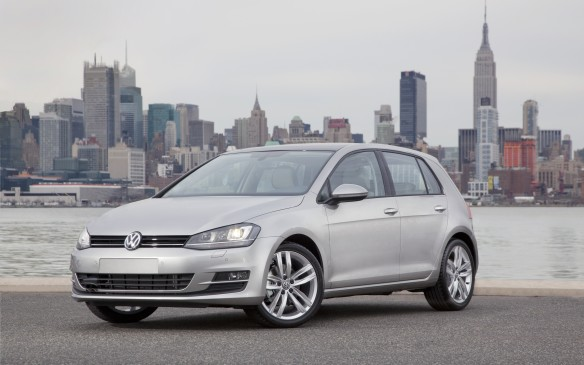 <p>A new model for North America in 2015, the Volkswagen Golf climbed into the top ten in passenger  car sales, displacing the Ford Fusion and Honda Accord, in spite of VW's late year emissions scandal.</p>