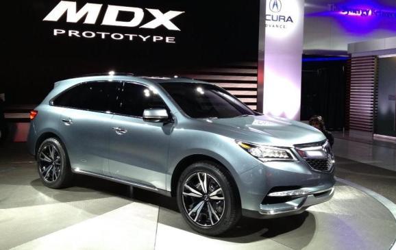 Acura MDX Prototype - NAIAS