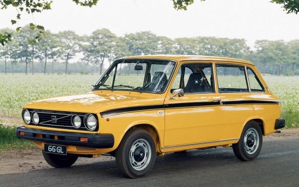 <p><strong>1975-1980 Volvo 66</strong></p> <p>Volvo moved into small cars by acquiring an interest in Dutch automaker DAF in 1972. DAF's claim to fame was its pioneering use of continuously-variable automatic transmissions (CVTs), and the first Volvo-named offspring of the union was basically a rebadged DAF 66. Even when the Volvo-designed 340 Series came along in 1977, it continued to employ the DAF's unusual basic engineering layout: front engine, rear-wheel-drive, with the transmission in the rear (just like a Corvette!).</p>