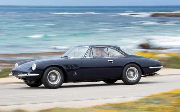 <p>Back in the Ferrari camp, another jewel that is hard to resist is this 1964 Superfast Series 1 by Pininfarina. Its name perfectly describes its sleek body, which injected a new lighter loo into Ferrari design. Only 36 examples were produced for Ferrari's best customers. This is the one that introduced the model to the world at the 1965 Chicago Auto Show. It's expected to sell for <strong>$2.8-to-$3.4-million</strong> (USD) at RM Sotheby's.</p>