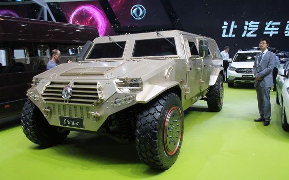 <p>Or maybe one of these, from Dongfeng Motor Corporation.</p>