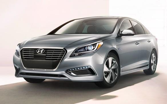 <p>Hyundai Sonata Hybrid with 676 points was the second place finisher in the class.</p>