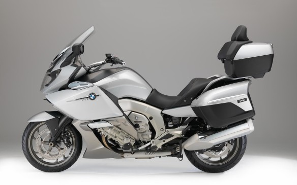 <p><strong>Close second: BMW K1600 GTL ($30,200)</strong> - Large and supremely comfortable, the biggest Beemer comes with pretty much everything you could want, including heated seats, handlebar-adjusted suspension and Drive modes, and an electrically-operated windshield that raises and lowers with the touch of a button.</p>
