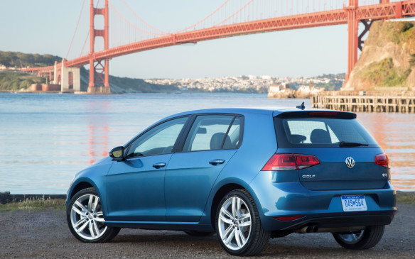 <p><strong>2015 Volkswagen Golf (1.8-litre turbocharged DOHC I-4) - </strong>Volkswagen's turbocharging expertise continues to pay dividends as its 1.8-litre turbo-four reaps a repeat victory. This year it comes wrapped in the new 2015 Golf body, which is smaller and lighter than last year's Jetta. That makes the 170 horsepower and 200 lb-ft of torque even more impressive, especially with editors routinely besting 7.1 L/100 km in testing. This latest generation Golf is seriously well developed, with excellent road manners, space efficiency and sightlines.</p>
