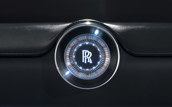 <p>Although there is a full-width OLED screen on the bottom half of the car's interior, for displaying whatever is desired, there will be an analog clock in the centre of the dashboard. This is a traditional touch that represents time – the most valuable of all commodities.</p>
