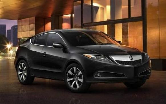 2013 Acura ZDX - Front