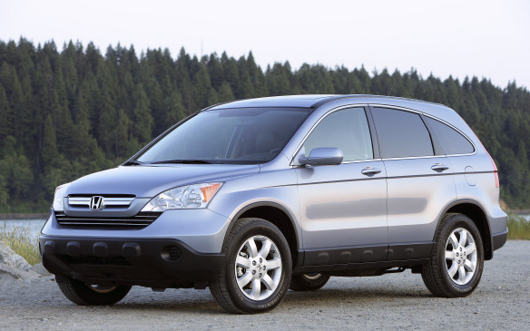 <p>The Honda CR-V was redesigned for 2007, making the popular cute-ute an even more compelling buy for Canadians. It was made 8 cm shorter overall by tucking the outboard spare tire under the floor – which also lowered the centre of gravity – and the track grew wider for added stability. Interior dimensions didn't change much, which is to say the well-finished cabin remained as airy and inviting as ever with its tall seating and good sightlines. It continued to offer ample seating for five adults.</p>