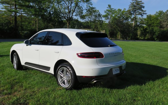 <p>The 2017 Porsche Macan joins the S, GTS and Turbo and at a starting price of $57,200 becomes the lowest priced Porsche. A mid-sized SUV, the Macan is a direct competitor for the Audi Q5, Mercedes GLC, Land Rover Discovery Sport and Jaguar F-Pace.</p>