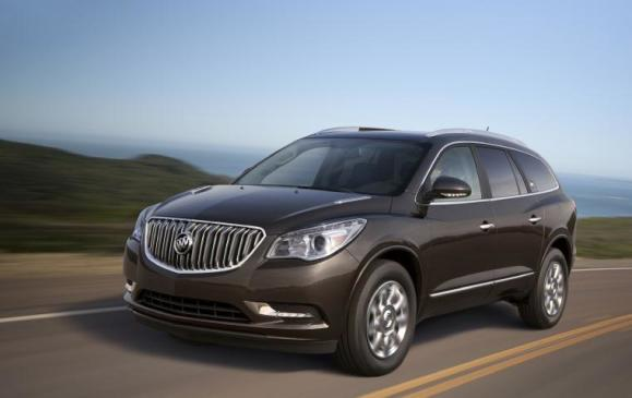 <p>Fans of big, comfy sport-utes that can seat up to seven people and slog through winter's worst mess with all-wheel-drive confidence should look at the Buick Enclave. Originally released in 2007, it received some good mechanical updates over the years while retaining its handsome profile and cabin. Power is derived from a 3.6-L V-6 that pumps out 288 hp and 270 plb-ft of torque, working together with a standard six-speed automatic transmission. The snazzy interior brings minivan-like room to stretch out in and amenities are never lacking. This Buick is supremely quiet and goes down the road like it owns it. Owners report better than average dependability.</p>