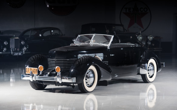 <p>Estimated Sale Price: US $170,000 - $220,000</p> <p>Photo Credit: Courtesy of RM Sotheby's</p>