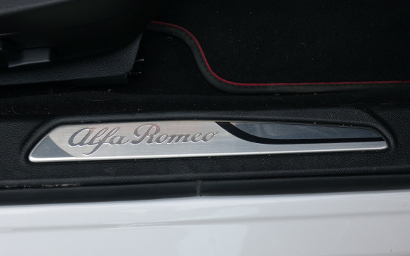 <p>A tale of two Alfas</p>