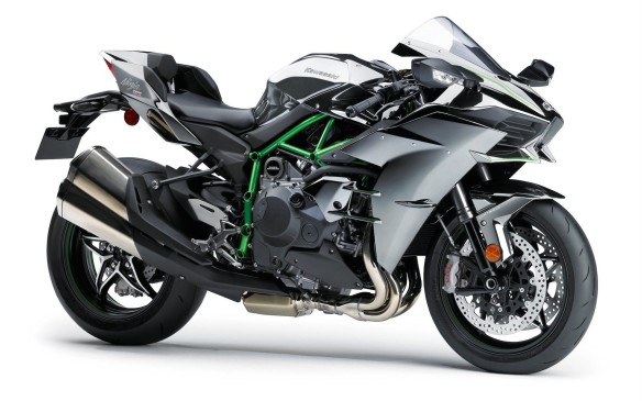 <p><strong>First choice: Kawasaki Ninja H2 ($27,500)</strong> - OMG. The bar's not just raised this year but lifted way, way up by the new Ninja H2. Its 998-cc engine creates an astonishing 264 hp to move a bike that weighs only 238 kg. You'd better know what you're doing if you want to ride this rocket. The only production bike more powerful is its sibling H2R, a $55,000 track-only machine that's 22 kg lighter and makes more than 300 hp. Go big, or go home.</p>