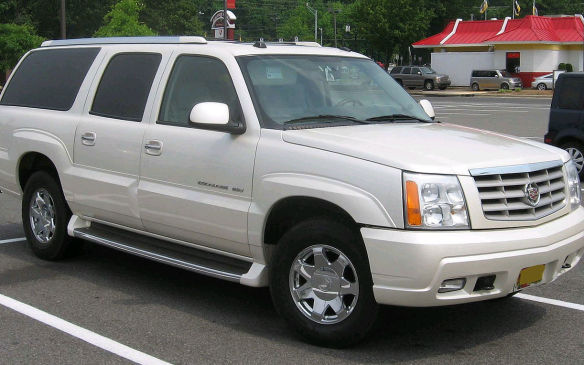 <p>Apart from the Ford trucks, the only other vehicle to make the top-ten list nationally was the 2006 Cadillac Escalade SUV, which was the fourth-most-stolen vehicle overall. All the vehicles on that list had 4WD or AWD.</p>
