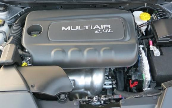 2014 Jeep Cherokee - 2.4 MultiAir engine