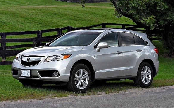 <p>Another Acura, and one of the newest cars on any of the lists, the 2013 MDX ranked fourth-most-popular among Ontario's thieves.</p>