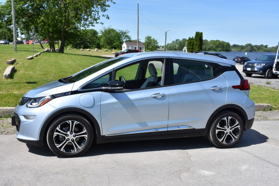 <p>Chevrolet Bolt was named to WardsAuto Top 10 for its 150-kW Electric Propulsion System</p>
