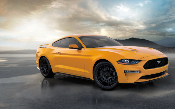 <p>There are a dozen different wheels available and 11 different paint colours, but the Orange Fury colour is all new for 2018.</p>