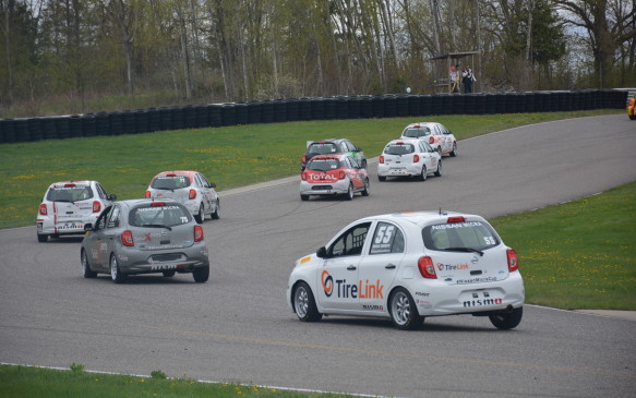 <p>Nissan has a long history in racing that includes being a part of several rally driving championships and the World Endurance Championship. The Nissan Micra Cup series is another chance to show the Japanese automakers racing spirit.</p>