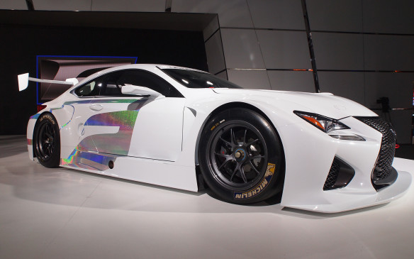 <p><strong>Lexus RCF GT3 (Canadian debut) –</strong>Lexus has been trying to boost its relatively staid image with products like the RC F coupe and LFA supercar, and this racecar is its latest attempt. Built to FIA GT3 regulations, it packs the same basic 5.0-litre V-8 as the production car, but produces over 540 horsepower. Rumours suggest it could show up at racetracks in the next few months.</p>