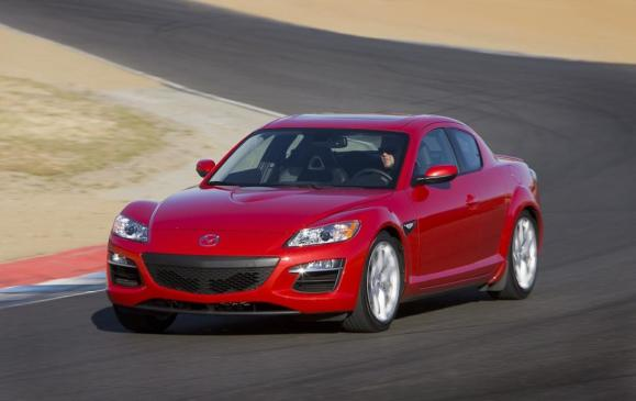 2011 Mazda RX-8 GT - Front