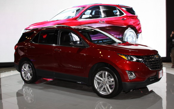 <p>Chevrolet's new Canadian-made compact SUV, the Equinox, made its regional debut at Vancouver. It promises toget the brand firmly into contention in the segment with its good looks and newly available diesel power.</p>
