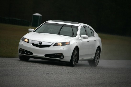 Read Car Review Acura TL Sports Refined Look Autofileca - Are acura tl good cars