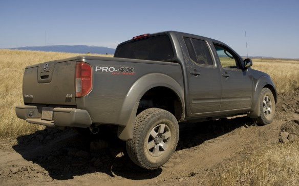<p><strong>2005-13 Nissan Frontier</strong></p> <p>Most Frontiers came with the 4.0-L version of Nissan's VQ-series V-6 engine, good for 261 hp (a 152-hp, 2.5-L four-cylinder powered the base King Cab). A four-wheel-drive system with 2Hi/4Hi/4Lo modes was optional. The Frontier is generally well regarded, except for one glaring weakness: the V-6 is plagued by a faulty radiator assembly that can allow coolant to contaminate the transmission fluid, destroying the gearbox. Repairs are expensive, although Nissan has extended the warranty. Owners also report short-lived clutches and batteries, worn timing-chain guides and faulty crankshaft position sensors.</p>